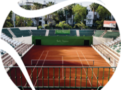 McEnroe, Noah & Wilander, the best tennis of all times in Marbella