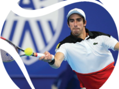Cuevas finds serve & path to victory in Antwerp