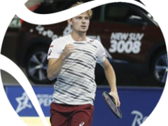 Goffin reaches Antwerp quarterfinals
