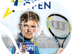 Second edition of the European Open, the biggest tennis tournament in Belgium!