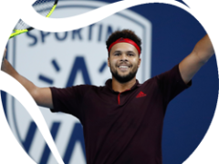 Tsonga adds European Open to his tally