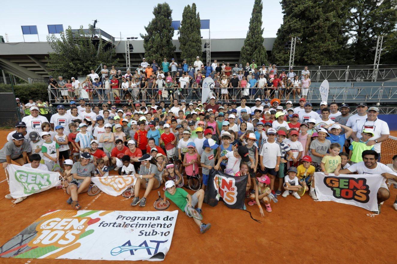 Kids Day Argentina Open
