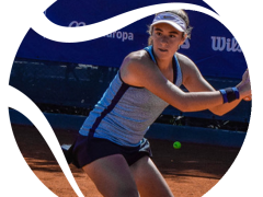 TENNIUM REINFORCES SUPPORT FOR ARGENTINE TENNIS BY SIGNING PROMISING SOLANA SIERRA