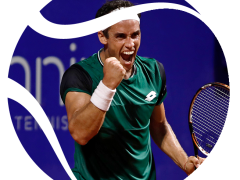 THE ARGENTINA OPEN 2021 HAS STARTED
