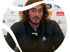 "STEFANOS TSISIPAS: ""MY FIRST FINAL HERE WAS THE BEGINNING OF MY JOURNEY ON THE ATP CIRCUIT"""